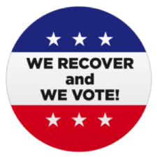 Recovery Voices Count! Voter Registration Information