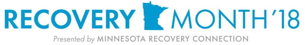 recovery month minnesota recovery connection
