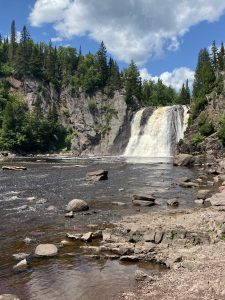 Gooseberry Falls and River