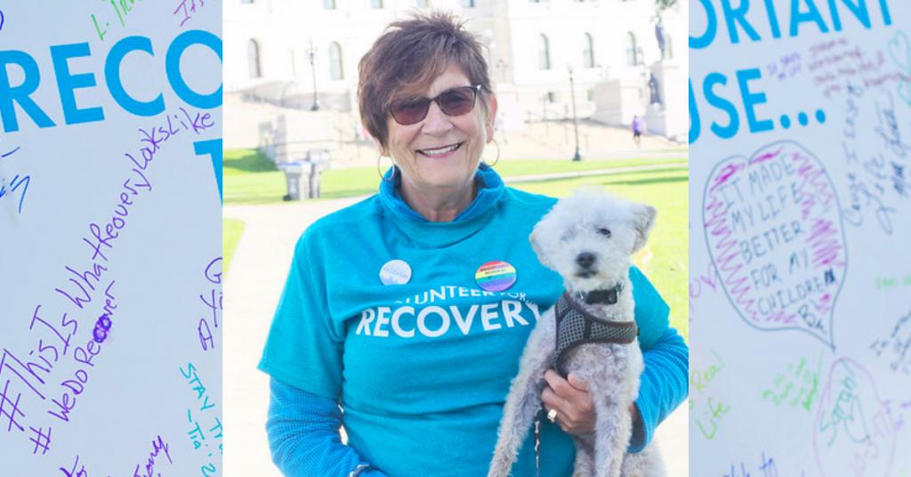MRC Recovery Spotlight: Gloria Englund