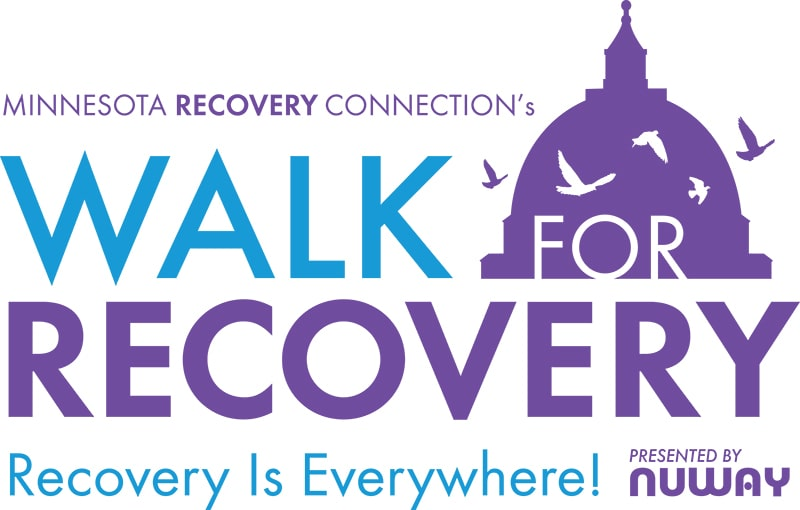 image for the walk for recovery event